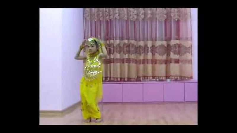 Детский костюм для танца живота Amelia