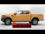 2019 Ford Ranger looks to capture the midsize pickup truck crown