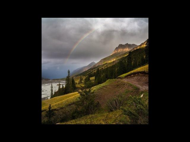 После дождя. Обработка панорамы из HDR снимков в Lightroom