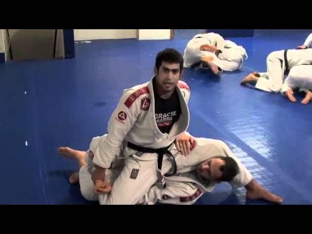 BARRA BJJ - Whats the best way to pass the deep half guard?