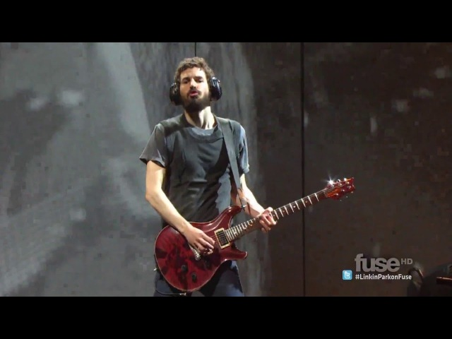 Linkin Park Shadow Of The Day Madison Square Garden 2011 HD