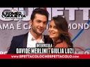 ROMEO E GIULIETTA 2018 Davide Merlini e Giulia Luzi intervistati