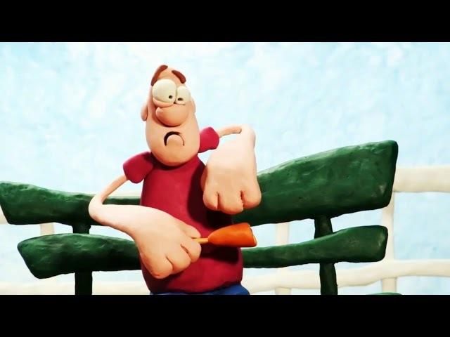 Смешные и прикольные короткометражные мультфильмы:Сборник мультиков 😀 😬 😁 😂 😃 😄 😅№6