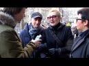 РЧВ 141 Мнение французов о России и Путине Опрос в Париже