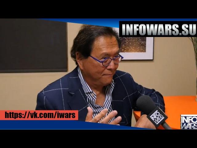 Роберт Кийосаки: ЦРУ пыталось нанять меня для перевозки наркотиков
