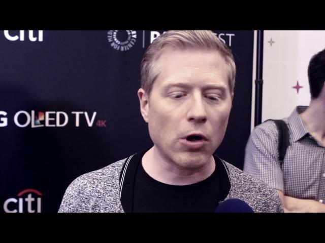 Anthony Rapp on Lt. Stamets in 'Star Trek: Discovery' at New York PaleyFest