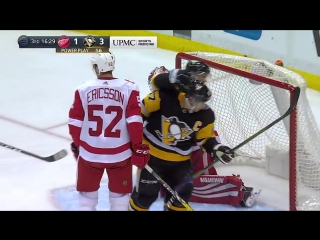 Malkin racks up four points in Penguins' 4-1 victory
