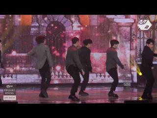 [FANCAM] NU'EST W - Love Paint (Mnet Present Special 11.10.17)