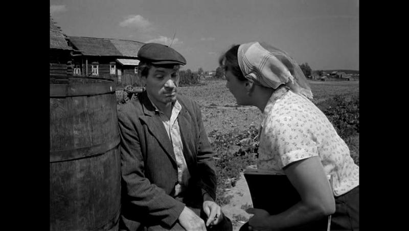х/ф Простая история (1960)