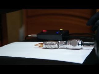 ОСА-3. Бесколлекторный мотор 65 ватт, 2300-24000 об/мин. Ход 4,5мм
