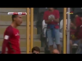 Cristiano Ronaldo Amazing Goal - Portugal 1-0 Faroe Islands  (World Cup Qualifiers)