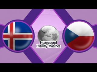 Исландия 1:2 Чехия | Товарищеские матчи 2017 | Обзор матча
