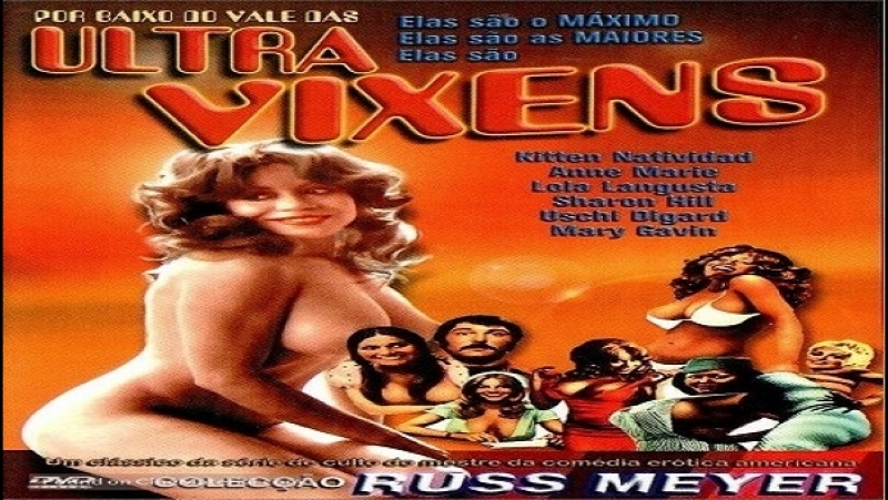 1979 Russ Meyer Beneath The Valley Of The Ultra Vixens Francesca Kitten Natividad Anne Marie Ken Kerr June Mack Lola Langust