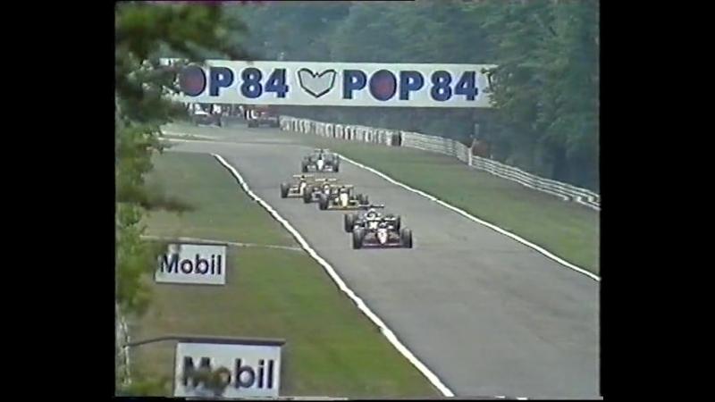 Формула-1 1989. Этап 9 - Гран-При Германии, русский
