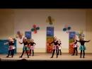 Танец Чунга-чанга. Выступление на празднике День народного единства