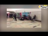 Пираты Карибского моря в московском метро