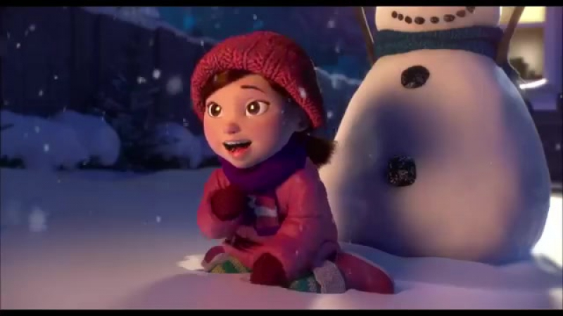 Lily the Snowman