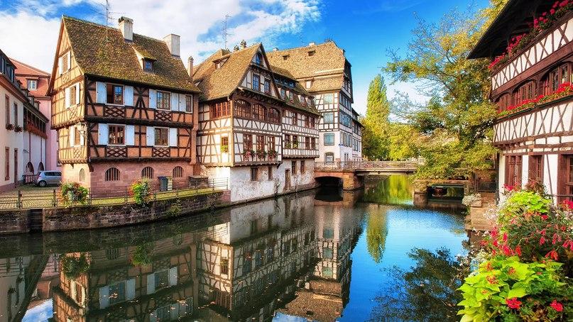 10 мест Франции, которые нужно обязательно увидеть.