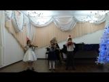 22.12.2017. Новогодний концерт. Скрипка. ДШИ №1 им.Янкелевича г.Омск