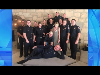 Ellen Thanks the Incredible California Firefighters RUS SUB