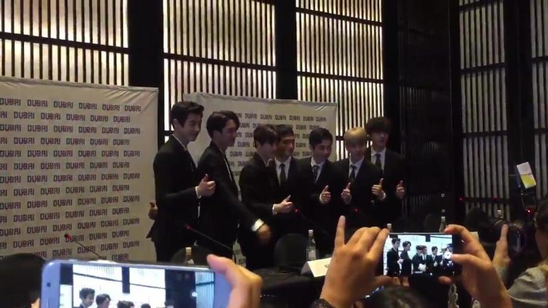 180116 EXO CHEN JongDae - gulf_news Twitter
