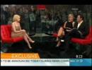 Kylie Minogue Sunrise Interview Sydney 14.01.2008 2/2