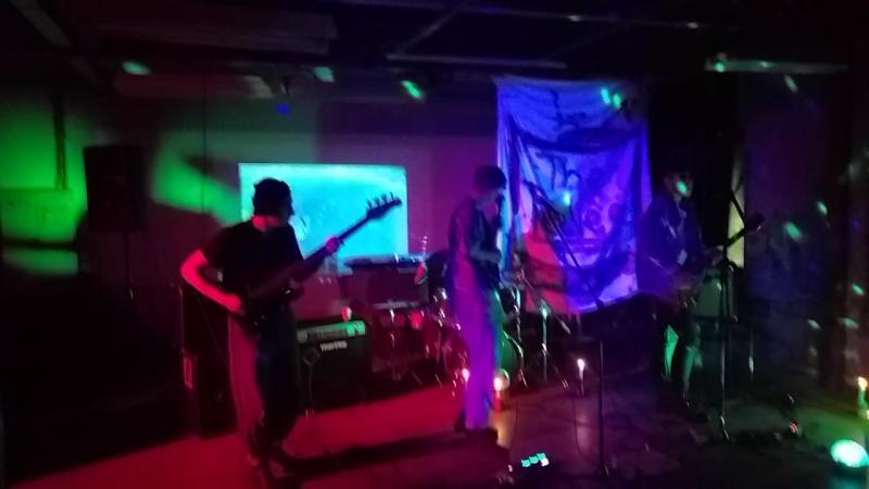 The TeeVees — Ramen (live @ Helikopter, 2017.09.23)