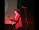 Концерт группы «Calpurnia» в Нью-Йорке, США   12 января