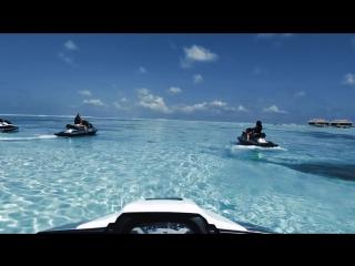 Giulia calcaterra x nick pescetto - maldives is paradise