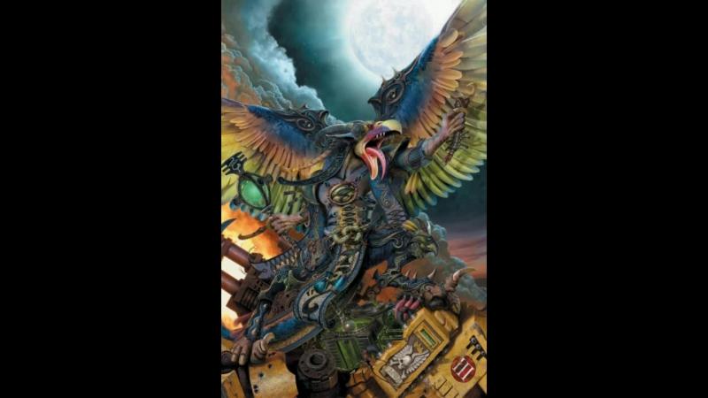 Warhammer 4000 Тзинч (Чёрный кузнец - Зеркало времени)