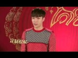 [VIDEO] 180212 Lay @ CCTV Spring Festival Gala Weibo Update