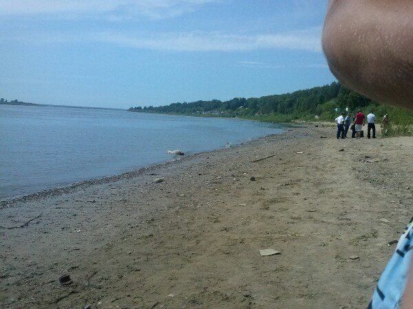 Еще один подросток утонул в Оби в окрестностях села Могочино