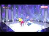 BTS The Show Comeback Stage