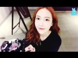 [RUS SUB] Jessica Jung V-apps: Lots of adult and only one child
