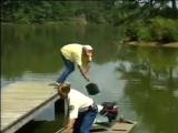 Неудачная рыбалка