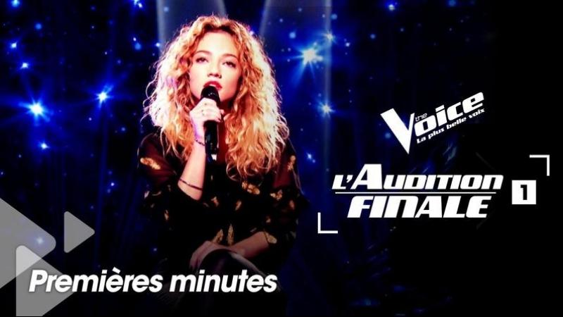 2018.03.14 Avant-première les premières minutes de lAudition Finale