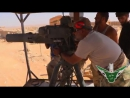US troops train Syrian rebels to use TOW missiles against Syrian Army tanks