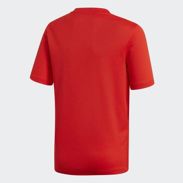 Домашняя игровая футболка сборной Испании