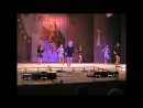 Кедровские Росы Современный танец