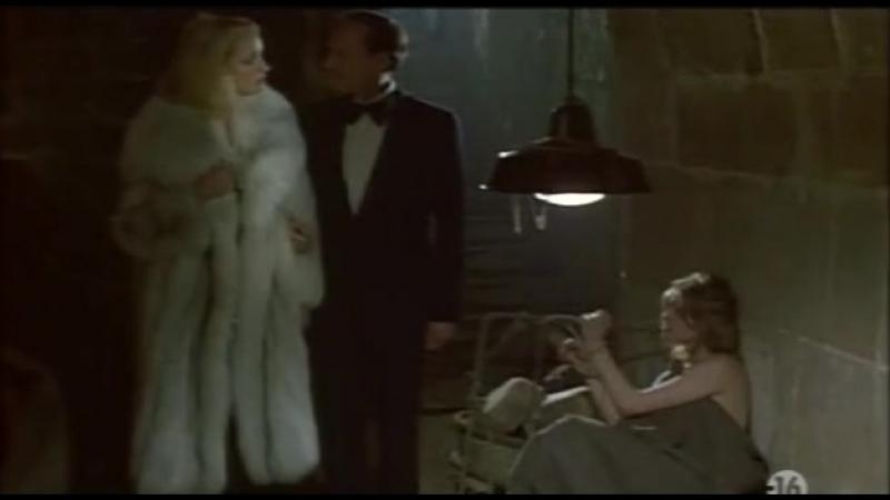 бдсм(bdsm, изнасилование, похищение, бондаж) из фильма Brigade mondaine - 1978 год