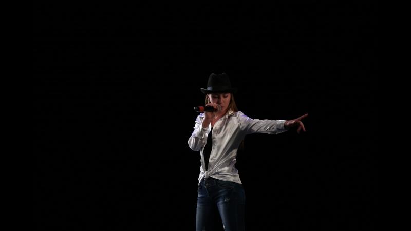 Mademoiselle chante le blues (Patricia Kaas cover)