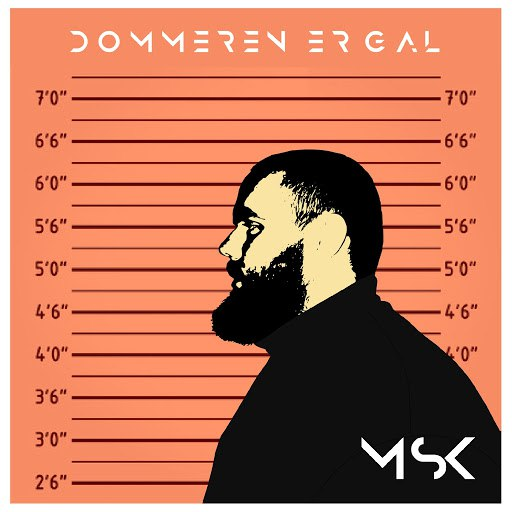 MSK альбом Dommeren Er Gal