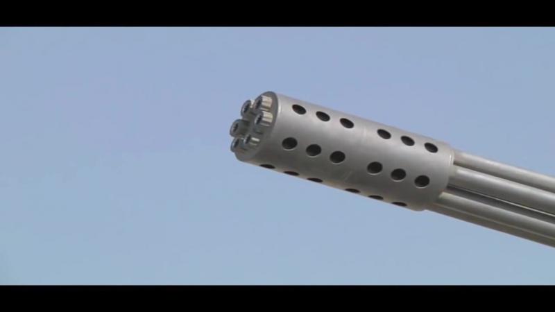 США ADA - 20мм Counter-Rocket, артиллерийский и минометный (C-RAM) Базовая защита Живая Обжиг [720p]