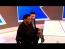 Anthony Anderson and Harrys Impromptu Piano Jam!