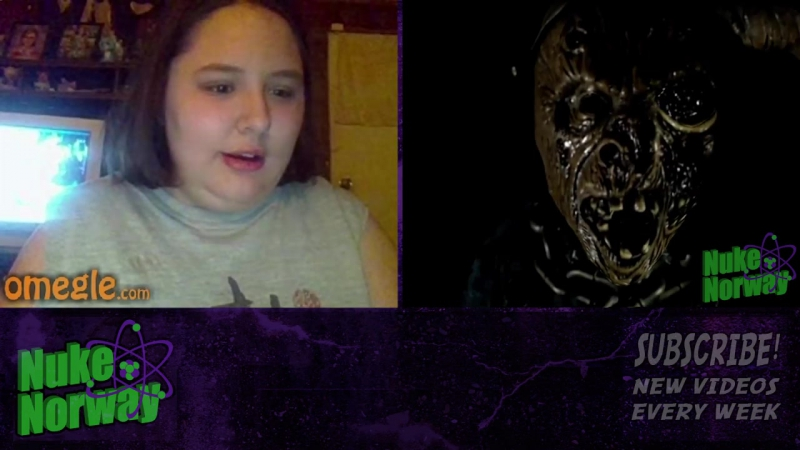 Jason ⁄ Friday the 13th Scare Prank on Omegle!