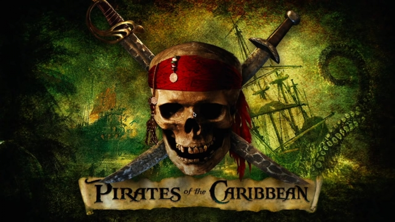 Pirates of The Caribbean _ Пираты Карибского Моря Музыка