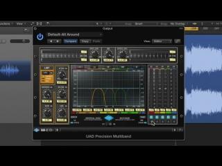 Mastering Processes - UAD Precision Multiband