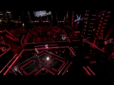 Voice of Poland TVP: Maja Kapłon vs Jacek Wolny - Beneath Your Beautiful.