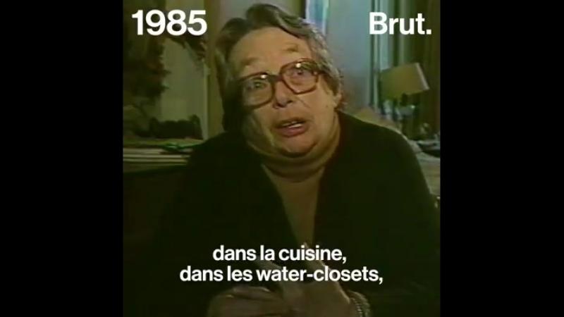 En 1985, Marguerite Duras imaginait ce que seraient les années 2000. Visionnaire.