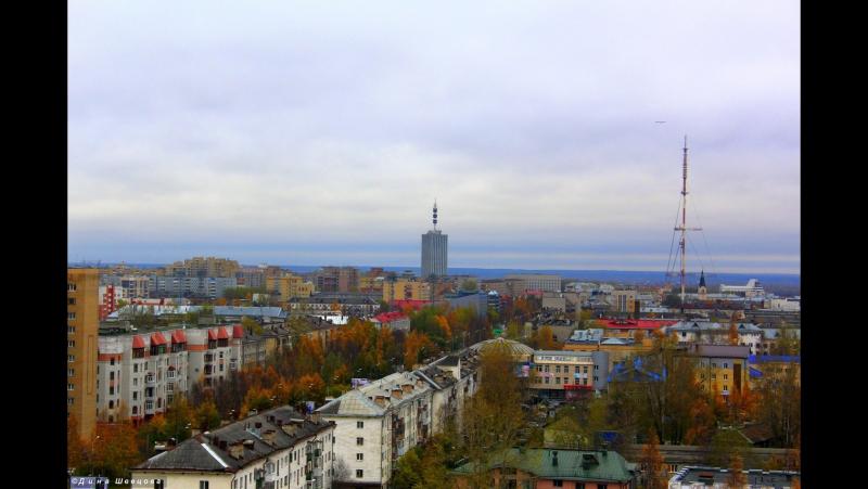 Осень - Осень. Архангельск